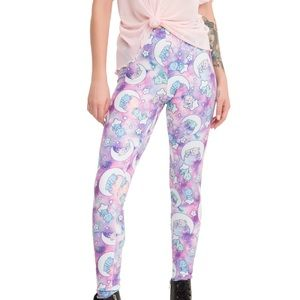 36c3c21175a63 Hot Topic Pants - 💕Care Bears Kawaii Collection Galaxy Leggings💕